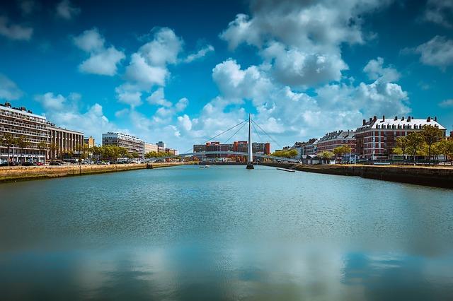 Le Havre ville de Nprmandie que j'adore
