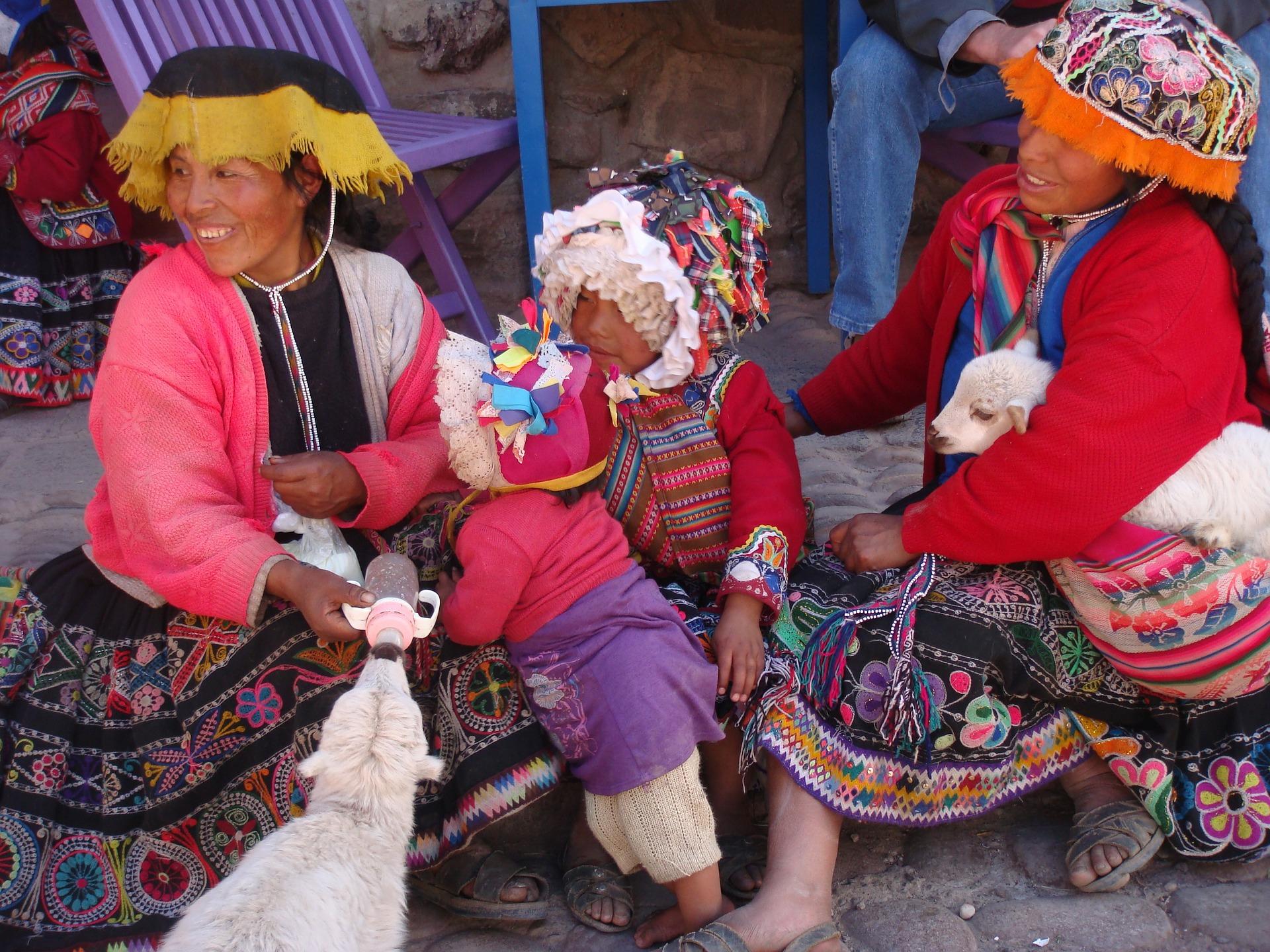 vacances familiales au Pérou